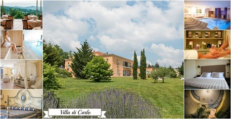 Best Le Marche Accommodations: Villa di Carlo, Montegrimano Terme | Le Marche Properties and Accommodation | Scoop.it