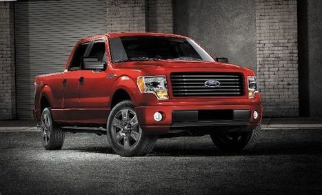 Ford Prepares for Online Rush - Led by F-150 Shoppers This Holiday Weekend | Muscle Cars of America | Scoop.it