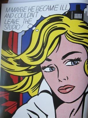 Exposition : Roy Lichtenstein au Centre Pompidou, à Paris | Cafés géographiques | Scoop.it