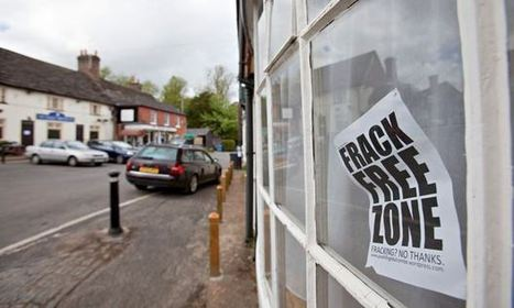 Balcombe's close encounter with fracking has a silver lining   Community renewable energy   Scoop.it