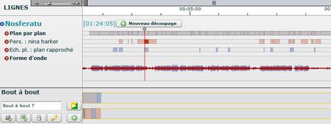 Ligne de temps (Logiciel d'annotations de films)   François MAGNAN  Formateur Consultant   Scoop.it