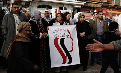 Politically motivated sexual assault: the Egypt story none want to hear | Égypt-actus | Scoop.it