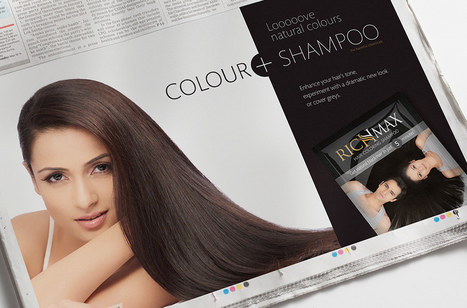 Brand Communication by Packaging & Advertising Campaign for Top-Quality Salons & Spa   Branding Advertising News Thoughts   Scoop.it