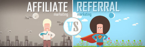 There is a difference: Affiliate Marketing vs. Referral Marketing | Artdictive Habits : Sustainable Lifestyle | Scoop.it