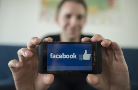 Facebook Wins Friends With Mobile Growth - U.S. News & World Report | Merchant Services and Technology | Scoop.it