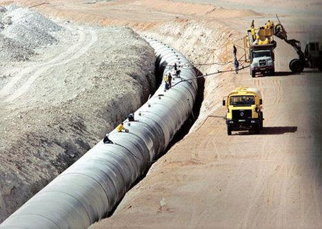 "Man-Made River ""cut"" – western Libya could face water shortage - Libya Herald #SHAME #GNC | Saif al Islam | Scoop.it"