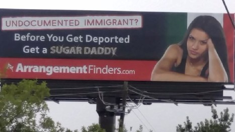 Shocking billboard targets Austin's 'immigrant population' | Xposing Government Corruption in all it's forms | Scoop.it