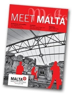 Malta Tourism Authority Italia : Al via i contributi per i meeting associativi | Focus on Green Meetings & Digital Innovation | Scoop.it