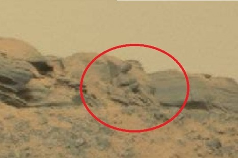The Internet Has Found A Buddha Statue On Mars | IFLScience | MARS, the red planet | Scoop.it