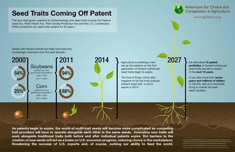 How will expiring seed patents impact industry? | Agronegócio | Scoop.it