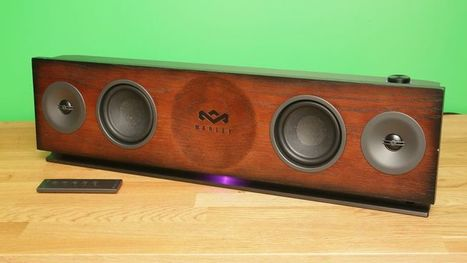House of Marley's wireless speaker offers beautiful design, but the price is too high | Best soundbar reviews | Scoop.it