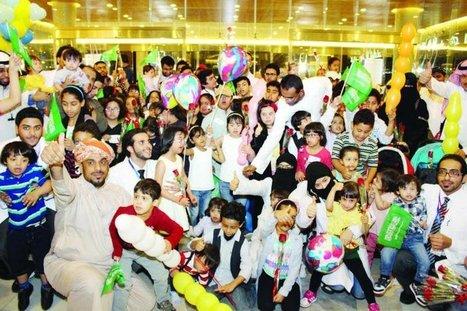 APSCO sponsors KAU's World Down Syndrome Day - Arab News | King Abdulaziz University | Scoop.it
