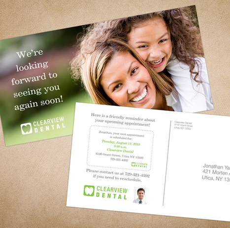 Printing & Mailing Postcards with Perforated Pieces | Smartpress.com | Branding & Marketing for Businesses | Scoop.it