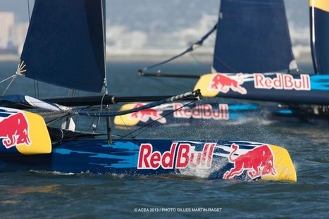 Youth teams wrestling familiar foes: preparation and fundraising / America's Cup | Red Bull Youth America's Cup | Scoop.it
