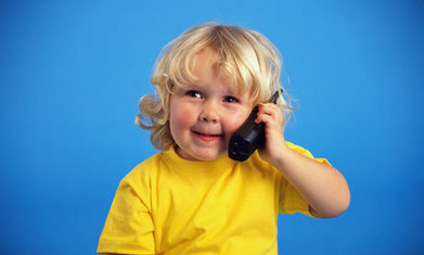 Nearly one in 10 children gets first mobile phone by age five, says study | Entrepreneurship, Innovation | Scoop.it