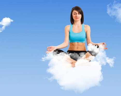 The 10 Stages of Trying to Meditate for the First Time (with GIFs!) | Interesting | Scoop.it