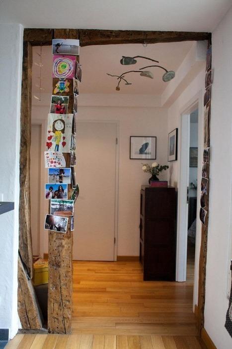 Visite déco : Chez Usha Bora, créatrice inspirée de Jamini Design | décoration & déco | Scoop.it