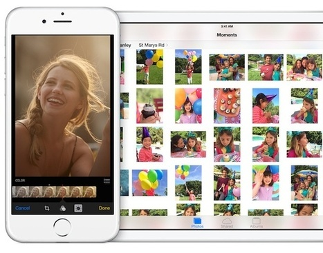 Apple iOS 8.1 to Bring Back Camera Roll and Add iCloud Photo Library, Debuts Monday | xposing world of Photography & Design | Scoop.it