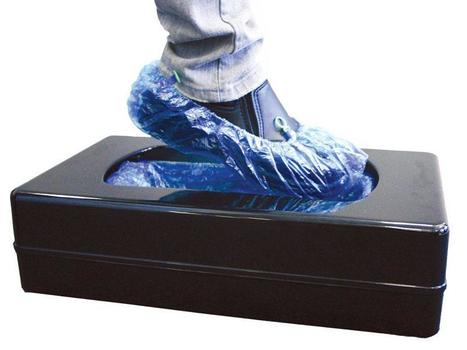 Shoe Cover Dispenser importer and distributor in india | shoe cover dispenser | Scoop.it