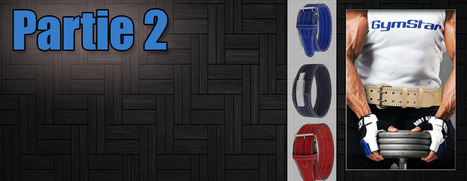 les ceintures de musculation partie 2 | musculation | Scoop.it