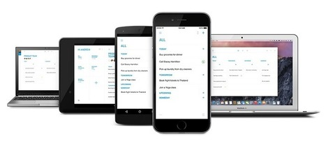 Best To-do list & Task Manager. Free, Online & Mobile | Any.do | Internet Tools for Language Learning | Scoop.it