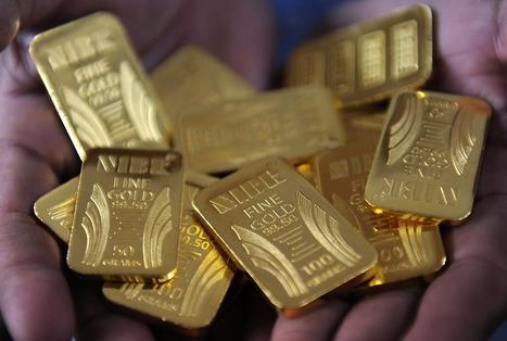 PAS GOLD – Les lingots d'or du RER B sont des faux | Les lingots en or! | Scoop.it