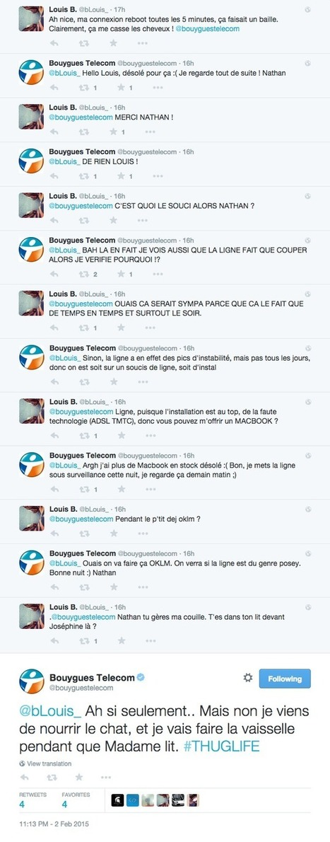 Top 20 des meilleurs Tweets des Community Managers - YubiGeek | #C.M | Scoop.it