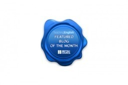 Featured blog of the month | TeachingEnglish | British Council | BBC | DH Project II | Scoop.it