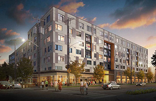 Seattle DJC.com local business news and data - Real Estate - Holland starting 362 apartments at 810 Dexter in South Lake Union | Pacific Northwest Apartment Market | Scoop.it
