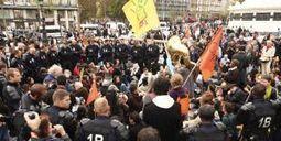 Les mal-logés reprennent la place de la République | ETOUFFEMENT | Scoop.it