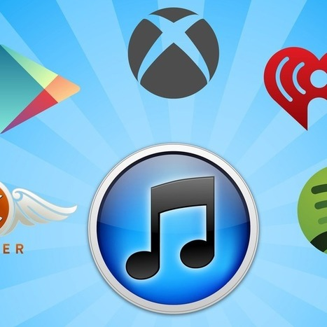How iTunes Radio Stacks Up Against Pandora, Spotify and Others | Entertainment Education | Scoop.it