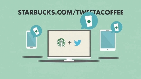 Starbucks, un savant mélange entre mobile et social | ecommerce Crosscanal, Omnicanal, Hybride etc. | Scoop.it