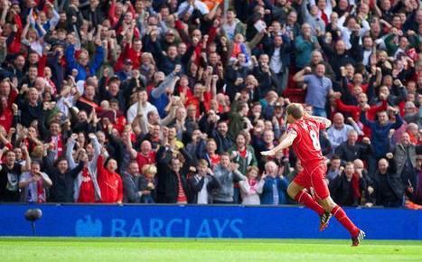 Review : Phil Jagielka Lenyapkan Kemenangan Liverpool   Kopites Tribune   Kopites Tribune   Scoop.it