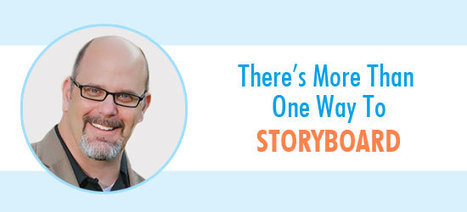 ELC 035: There's More Than One Way To Storyboard | immersive media | Scoop.it