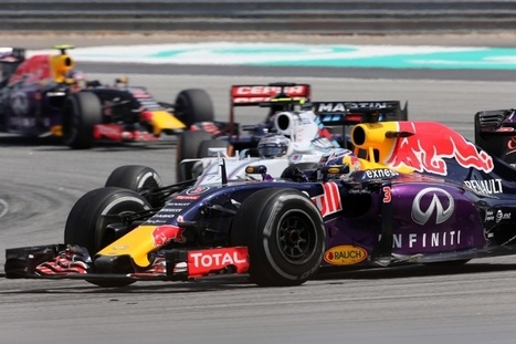 'Helpless' Ricciardo aggrieved to be lapped by Vettel | F1 News | F 1 | Scoop.it