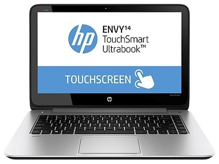 HP ENVY TouchSmart 14t-k100 Review - All Electric Review | Laptop Reviews | Scoop.it