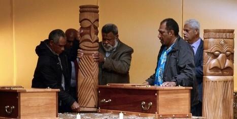 Le crâne d'Ataï, chef rebelle kanak, officiellement restitué à sa famille | Evénements patrimoine | Scoop.it