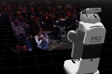 Microsoft software plus Kinect equals robotic butler   The Robot Times   Scoop.it