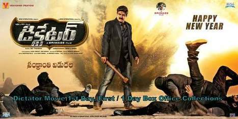 Dictator Movie 1st Day, First / 1 Day Box Office Collections - tollytrendz | tollytrendz | Scoop.it