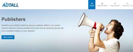 Adtall review : online advertising network | wordpress | Scoop.it