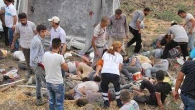 7 işçiye mezar olan kamyonette 51 kişi olduğu ortaya çıktı   Yalın OSGB - istanbul   Scoop.it