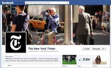 Five ways the New York Times is 'getting personal' on social media | Media news | Journalism.co.uk | Digital Era | Scoop.it