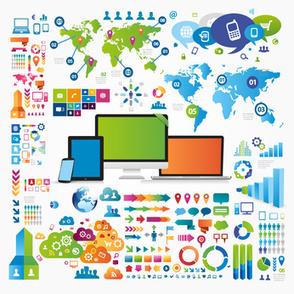 Marketing de contenu : et si vous vous mettiez aux infographies ? | Institut de l'Inbound Marketing | Scoop.it