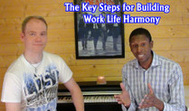 How to Build Work Life Harmony - Stress Management Video   Kick your Creativity into Gear   Scoop.it