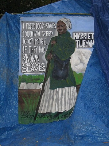 100 Years Later: The Harriet Tubman Symposium | Herstory | Scoop.it