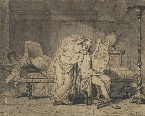 Gods and Heroes: European Drawings of Classical Mythology | Joseph Campbell | Scoop.it