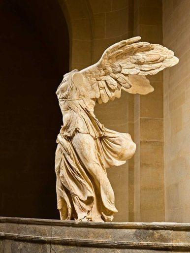 LaVictoriade Samotracia, icono de la Grecia clásica | Mundo Clásico | Scoop.it