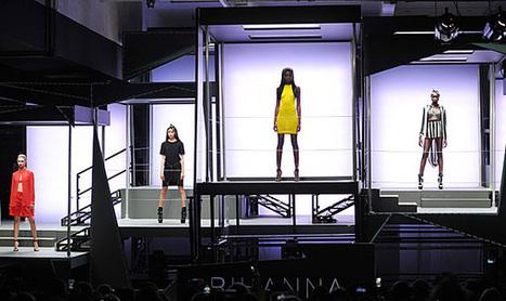 Rihanna sexy stilista alla London Fashion Week - Zazoom Blog | Monte Carlo Style | Scoop.it