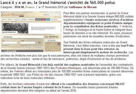 Grand Memorial, un an après | Mes Hautes-Pyrénées | Scoop.it