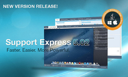 BeAnywhere - NEW VERSION - BeAnywhere Support Express 5.02 BETA!   remote support   Scoop.it
